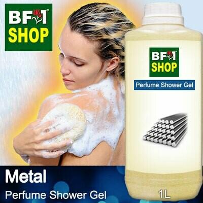 Perfume Shower Gel (PSG) - Metal Aura - 1L