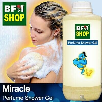 Perfume Shower Gel (PSG) - Miracle Aura - 1L
