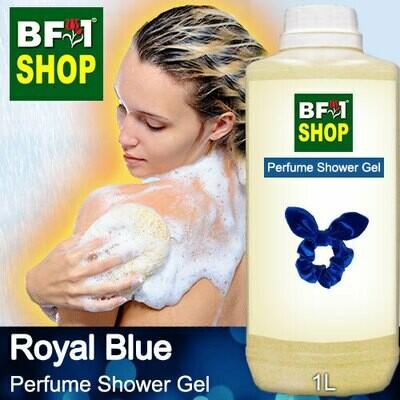 Perfume Shower Gel (PSG) - Royal Blue Aura - 1L