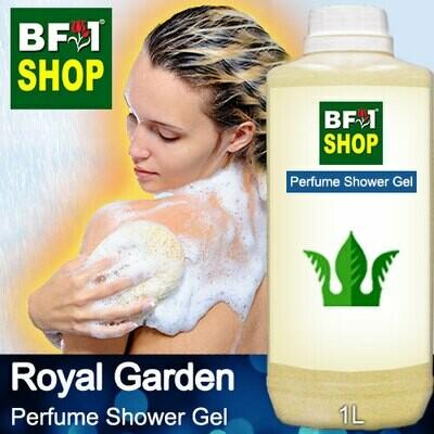 Perfume Shower Gel (PSG) - Royal Garden Aura - 1L