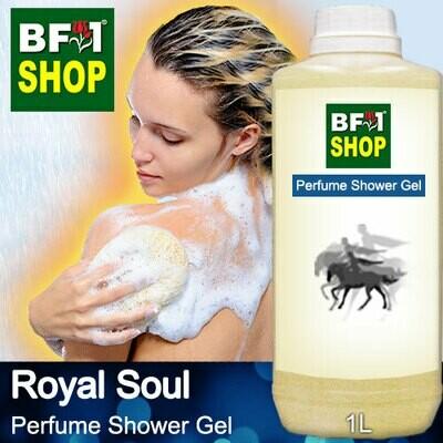 Perfume Shower Gel (PSG) - Royal Soul Aura - 1L