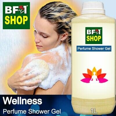 Perfume Shower Gel (PSG) - Wellness Aura - 1L
