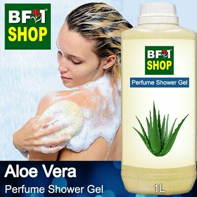 Perfume Shower Gel (PSG) - Aloe Vera - 1L