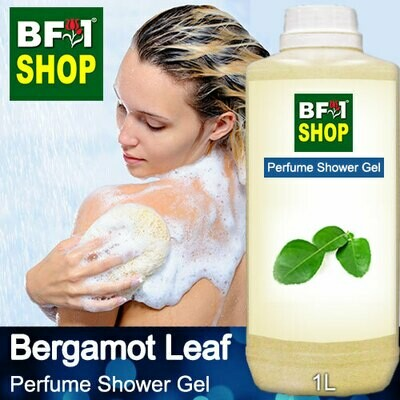 Perfume Shower Gel (PSG) - Bergamot Leaf - 1L