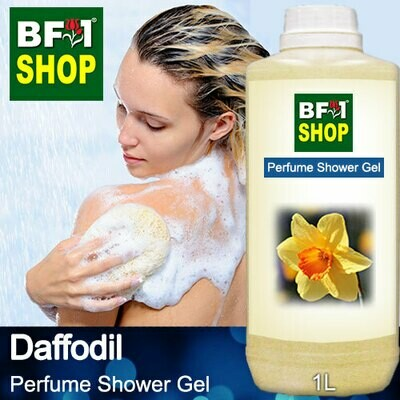 Perfume Shower Gel (PSG) - Daffodil - 1L