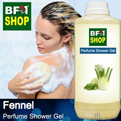 Perfume Shower Gel (PSG) - Fennel - 1L