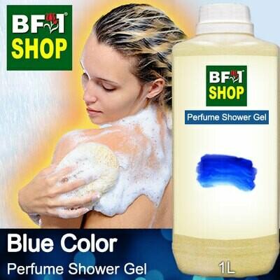 Perfume Shower Gel (PSG) - Blue Color Aura - 1L