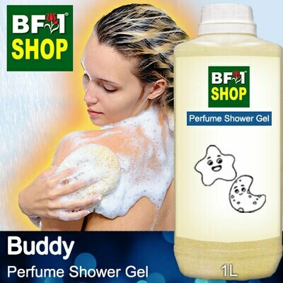 Perfume Shower Gel (PSG) - Buddy Aura - 1L