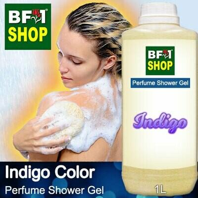 Perfume Shower Gel (PSG) - Indigo Color Aura - 1L