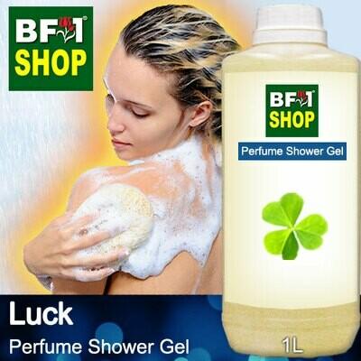 Perfume Shower Gel (PSG) - Lucky Aura - 1L