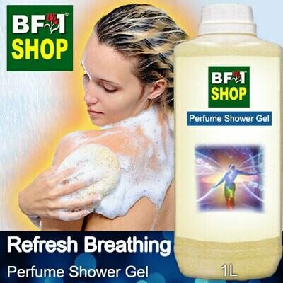 Perfume Shower Gel (PSG) - Refresh Breathing Aura - 1L