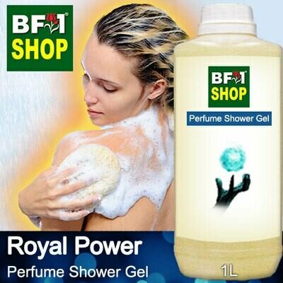 Perfume Shower Gel (PSG) - Royal Power Aura - 1L