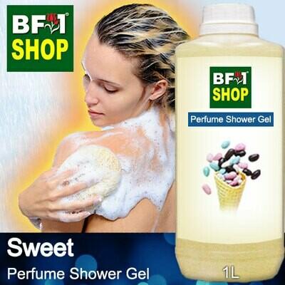 Perfume Shower Gel (PSG) - Sweet Aura - 1L