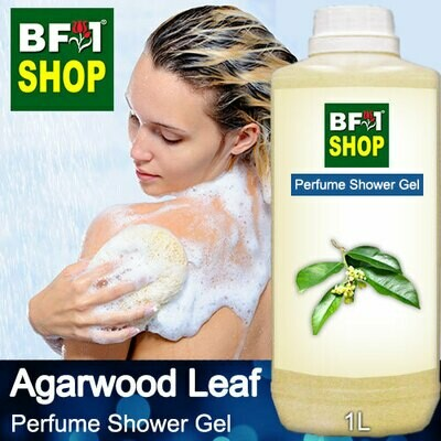 Perfume Shower Gel (PSG) - Agarwood Leaf - 1L