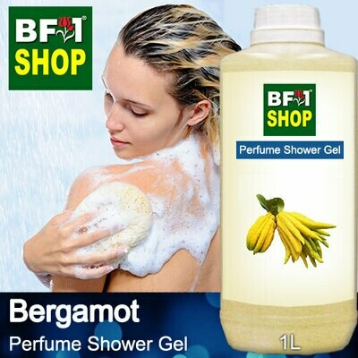 Perfume Shower Gel (PSG) - Bergamot - 1L