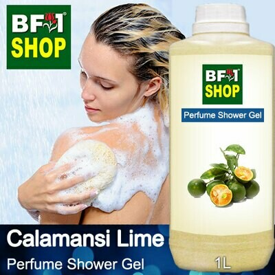 Perfume Shower Gel (PSG) - Calamansi Lime - 1L