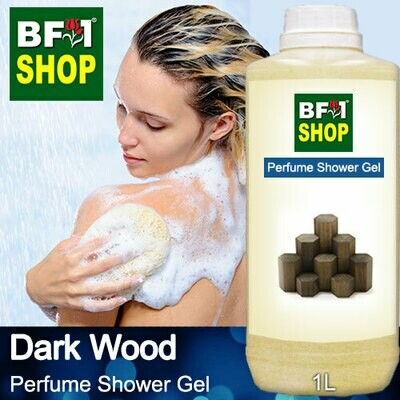 Perfume Shower Gel (PSG) - Darkwood - 1L