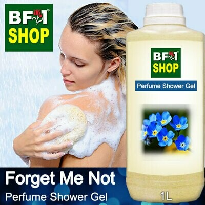 Perfume Shower Gel (PSG) - Forget Me Not - 1L