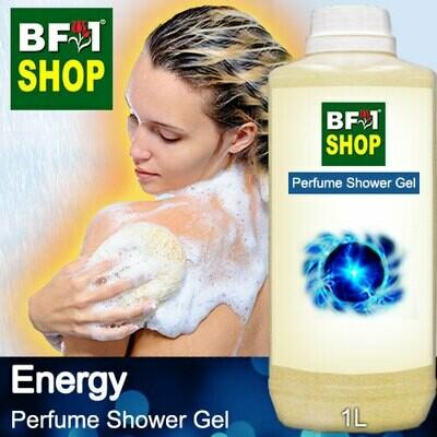 Perfume Shower Gel (PSG) - Energy Aura - 1L