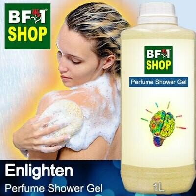 Perfume Shower Gel (PSG) - Enlighten Aura - 1L