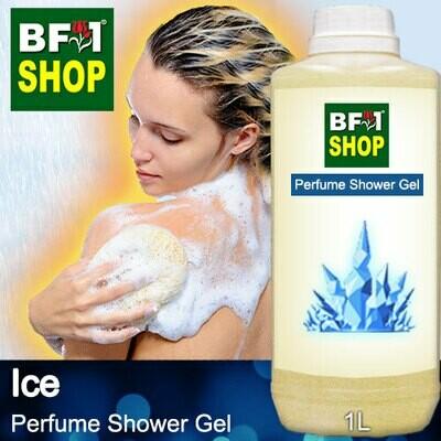 Perfume Shower Gel (PSG) - Ice Aura - 1L