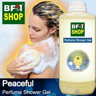 Perfume Shower Gel (PSG) - Peaceful Aura - 1L