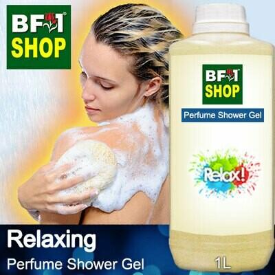 Perfume Shower Gel (PSG) - Relaxing Aura - 1L