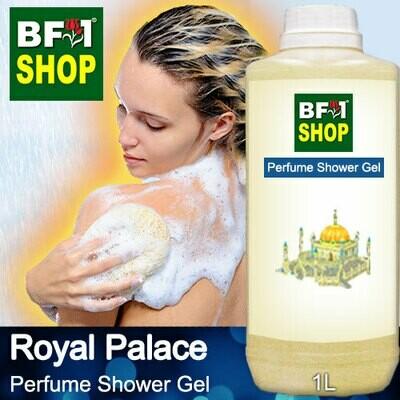 Perfume Shower Gel (PSG) - Royal Palace Aura - 1L