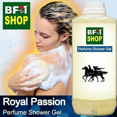 Perfume Shower Gel (PSG) - Royal Passion Aura - 1L