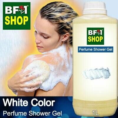 Perfume Shower Gel (PSG) - White Color Aura - 1L