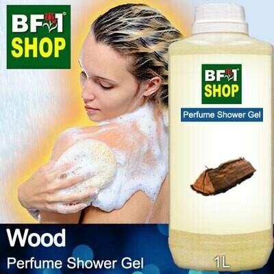 Perfume Shower Gel (PSG) - Wood Aura - 1L