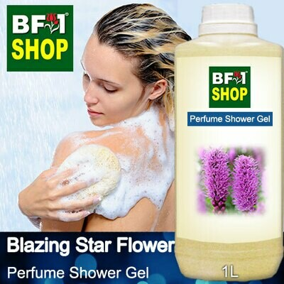 Perfume Shower Gel (PSG) - Blazing Star Flower - 1L
