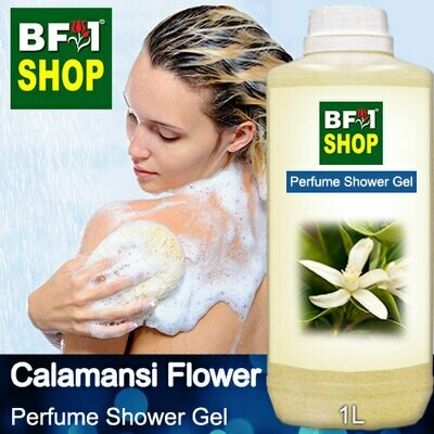 Perfume Shower Gel (PSG) - Calamansi Flower - 1L