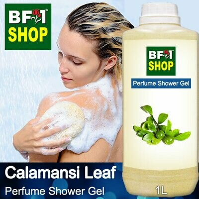 Perfume Shower Gel (PSG) - Calamansi Leaf - 1L