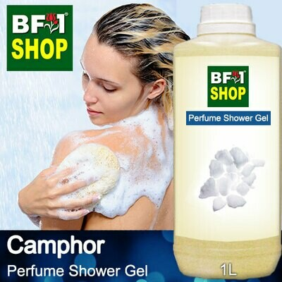 Perfume Shower Gel (PSG) - Camphor - 1L