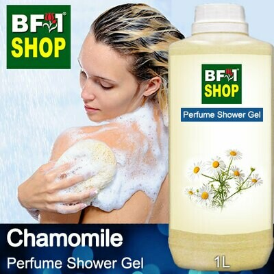 Perfume Shower Gel (PSG) - Chamomile - 1L