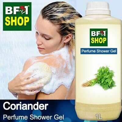 Perfume Shower Gel (PSG) - Coriander - 1L