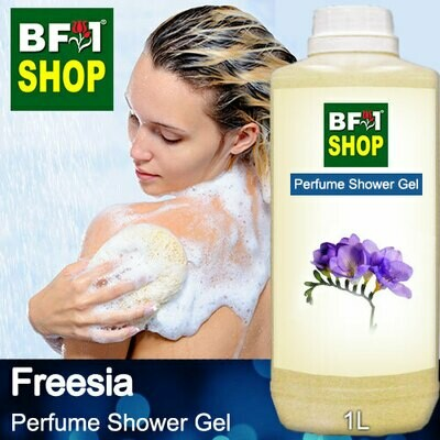 Perfume Shower Gel (PSG) - Freesia - 1L