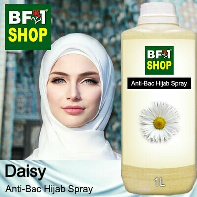 Anti-Bac Hijab Spray (ABHS) - Daisy - 1L