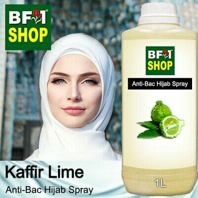 Anti-Bac Hijab Spray (ABHS) - lime - Kaffir Lime - 1L