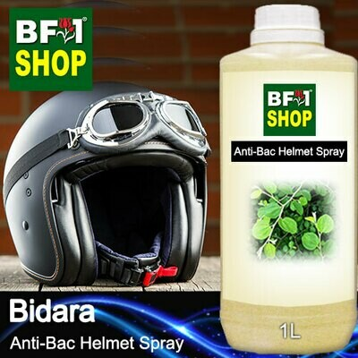 Anti-Bac Helmet Spray (ABHS1) - Bidara - 1L