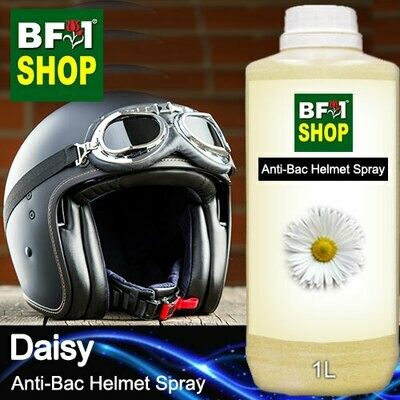 Anti-Bac Helmet Spray (ABHS1) - Daisy - 1L