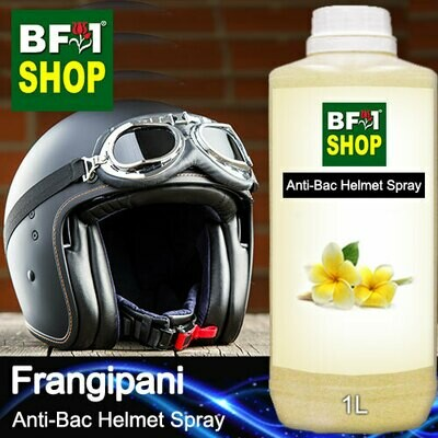 Anti-Bac Helmet Spray (ABHS1) - Frangipani - 1L