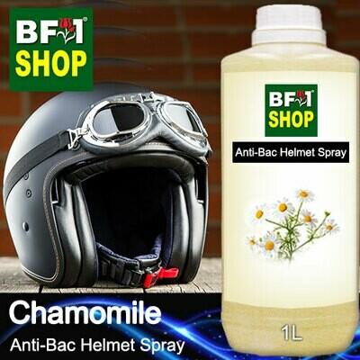 Anti-Bac Helmet Spray (ABHS1) - Chamomile - 1L