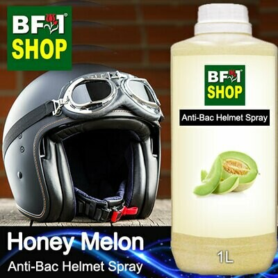 Anti-Bac Helmet Spray (ABHS1) - Honey Melon - 1L