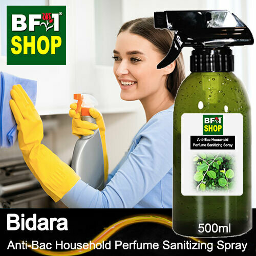 Anti-Bac Household Perfume Sanitizing Spray (ABHP) - Bidara - 500ml