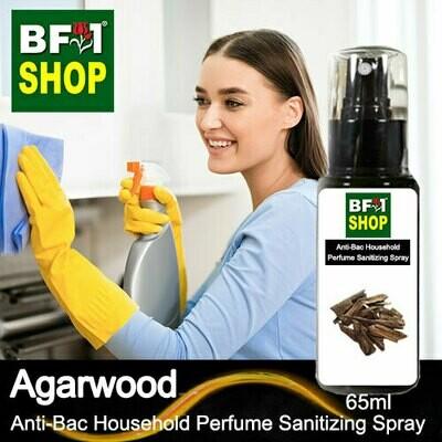 Anti-Bac Household Perfume Sanitizing Spray (ABHP) - Agarwood - 65ml