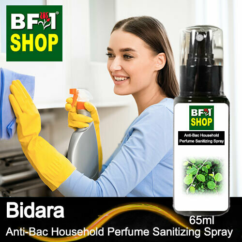 Anti-Bac Household Perfume Sanitizing Spray (ABHP) - Bidara - 65ml