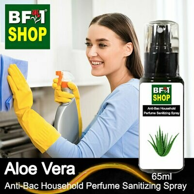 Anti-Bac Household Perfume Sanitizing Spray (ABHP) - Aloe Vera - 65ml