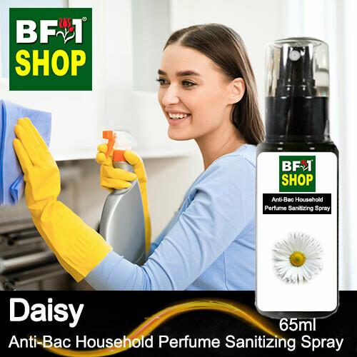 Anti-Bac Household Perfume Sanitizing Spray (ABHP) - Daisy - 65ml